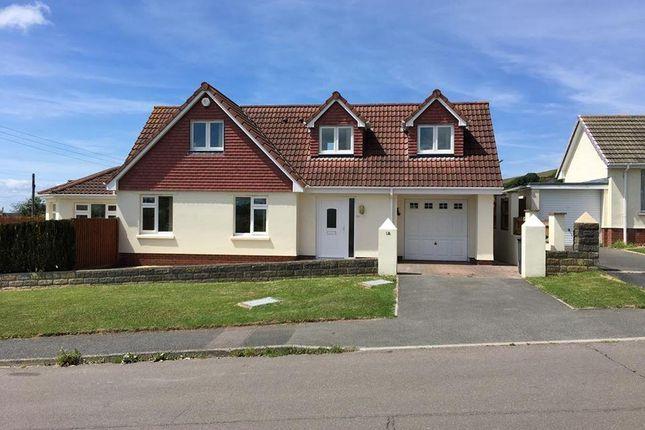 Thumbnail Detached bungalow to rent in Stallards, Braunton