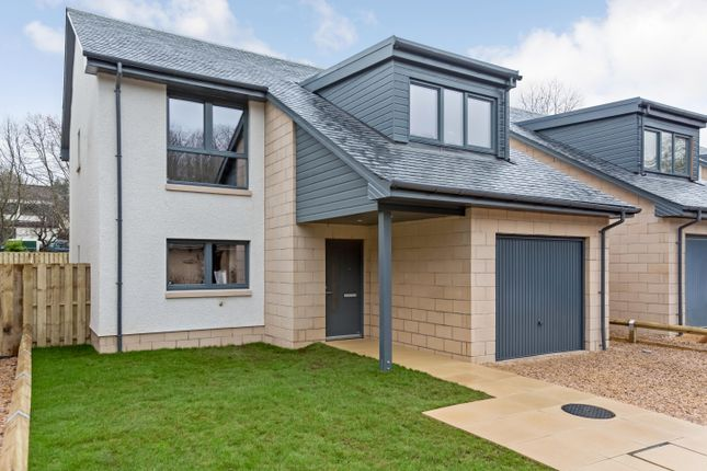 Thumbnail Detached house for sale in Woodlands, Ironmills Road, Dalkeith EH22, Dalkeith,