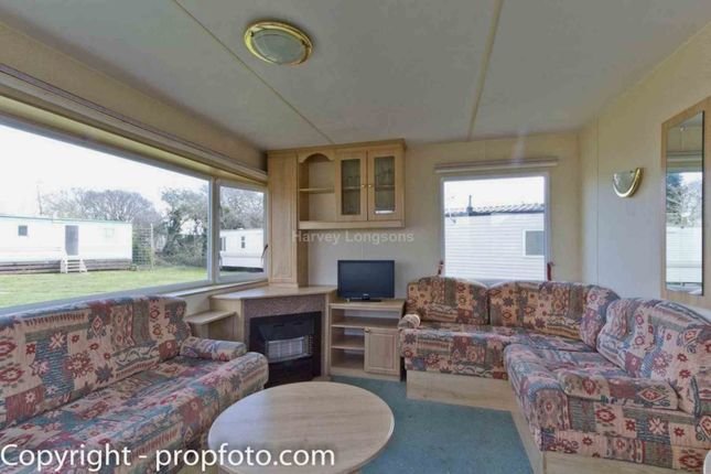 Mobile/park home for sale in Island View, Ryde