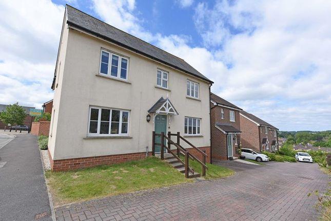 Thumbnail Property for sale in Overton Hill, Overton, Basingstoke