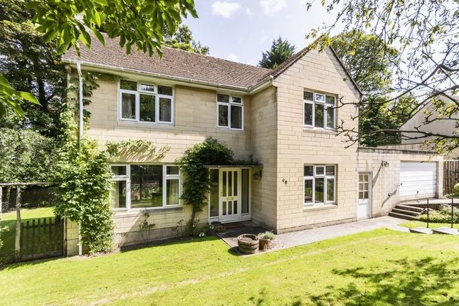 Thumbnail Detached house for sale in Priory Close, Off Ralph Allen Drive, Bath