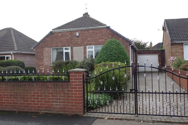 Thumbnail Bungalow for sale in Amersall Road, Scawthorpe, Doncaster