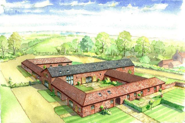 Thumbnail Barn conversion for sale in Brandon Road, Hougham, Grantham