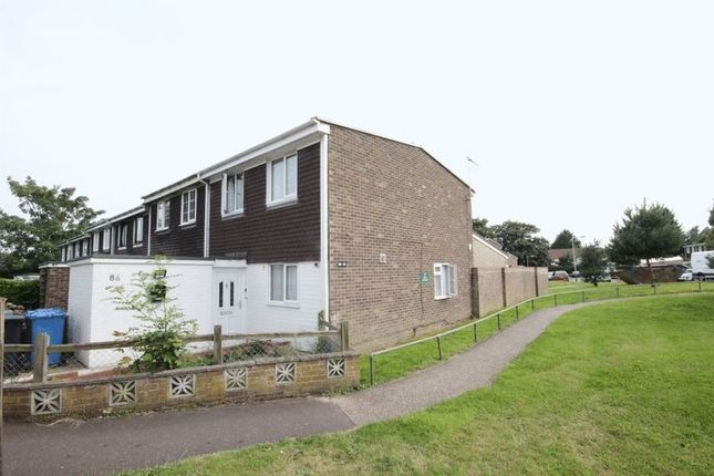 Thumbnail Terraced house to rent in Netherwood Green, Norwich