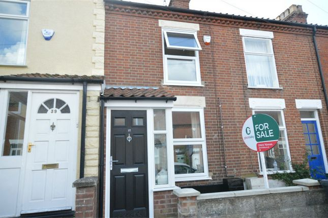 Thumbnail Terraced house for sale in Bell Road, Norwich