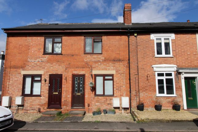 Thumbnail Terraced house for sale in Enfield Road, Redditch
