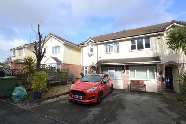 Thumbnail Semi-detached house for sale in Hawthorn Way, Plymouth, Devon