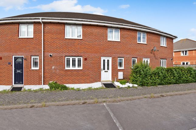 Thumbnail Terraced house to rent in Stranding Street, Eastleigh