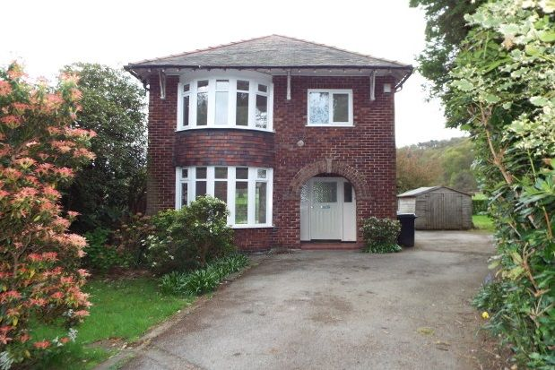 Thumbnail Property to rent in Stanley Terrace, Knutsford Road, Alderley Edge