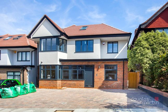 Thumbnail Detached house for sale in Vaughan Avenue, London