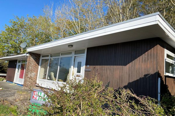 2 bed lodge for sale in Woodlands, Bryncrug LL36