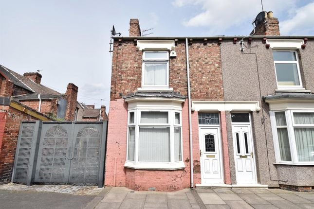 Thumbnail End terrace house for sale in Tunstall Street, Middlesbrough