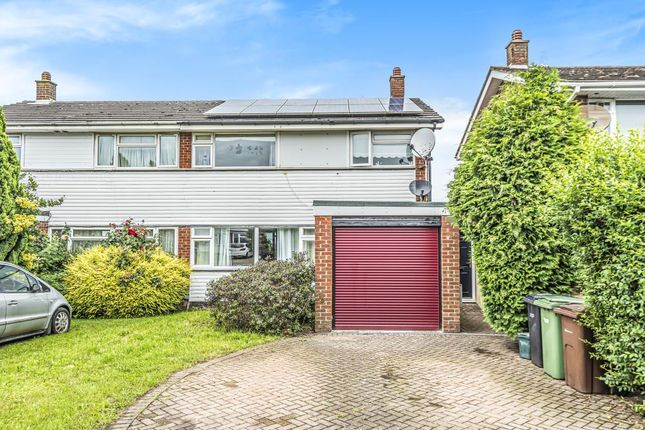 Thumbnail Semi-detached house for sale in Oxfordshire, Chinnor