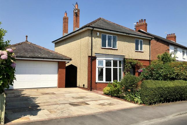 Thumbnail Detached house for sale in Cop Lane, Penwortham, Preston
