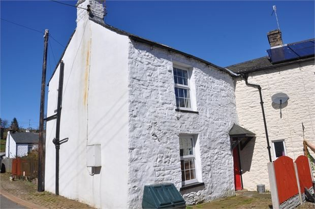 Thumbnail Cottage for sale in Corner Cottage, Overwater, Nenthead, Alston, Cumbria.