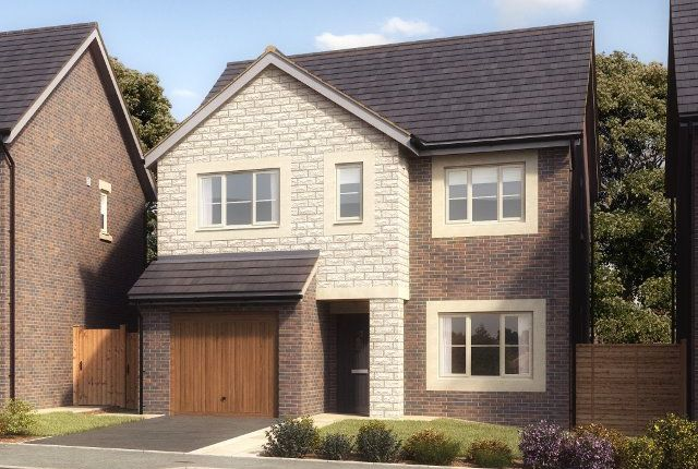 Thumbnail Detached house for sale in The Laureates, Low Road, Cockermouth