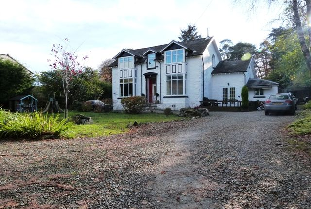 Thumbnail Detached house for sale in Fir Brae, Ardnadam, Dunoon