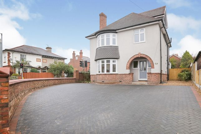 Thumbnail Detached house for sale in Chester Road North, Kidderminster