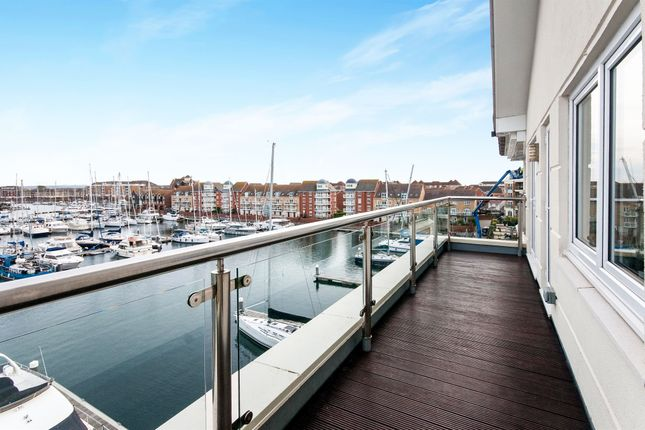 Thumbnail Penthouse for sale in Hamilton Quay, Eastbourne