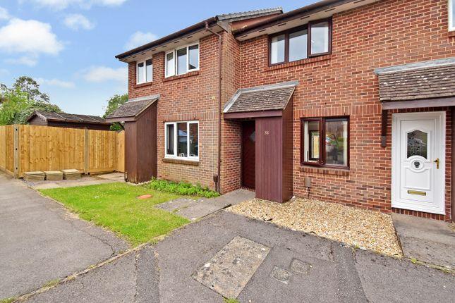 Thumbnail Terraced house to rent in Woodrush Crescent, Locks Heath, Southampton