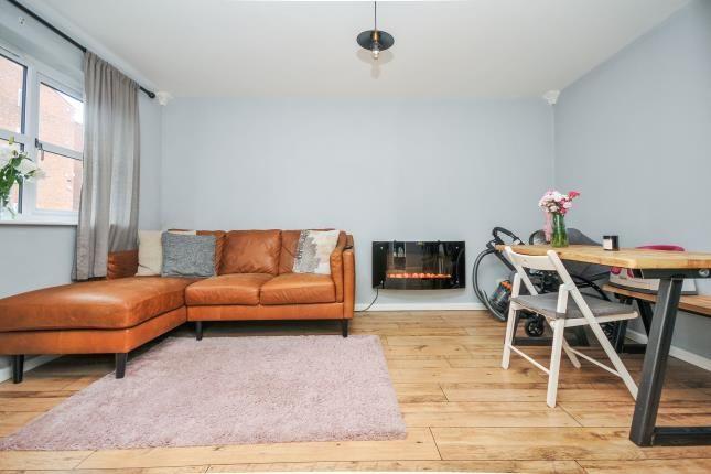 Lounge of Bryce House, John Williams Close, London SE14