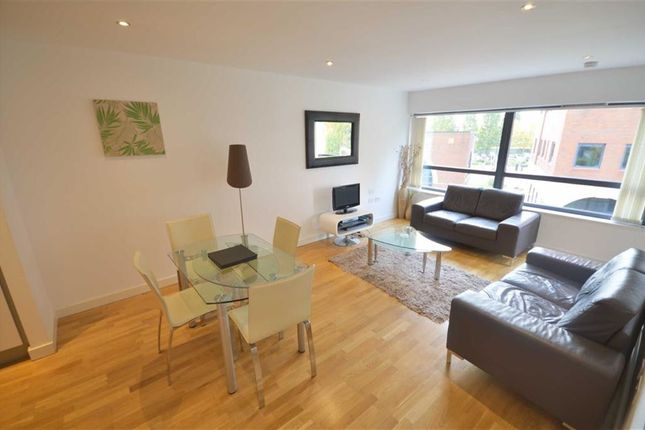 Thumbnail Flat to rent in Millenium Point, Salford Quays, Salford, Manchester