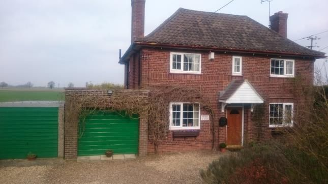 Thumbnail Detached house for sale in Three Holes, Wisbech, Norfolk