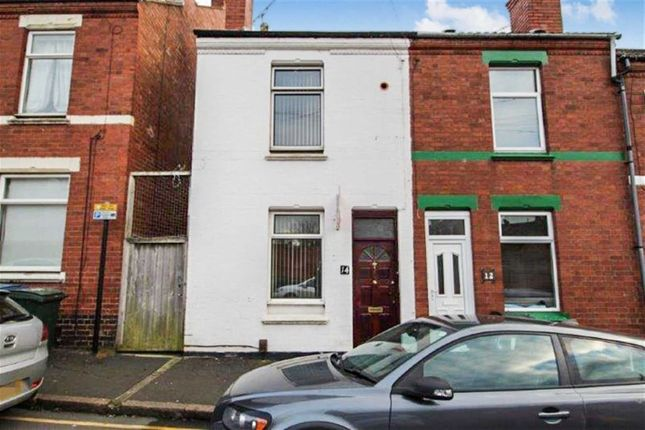 Thumbnail End terrace house for sale in David Road, Stoke, Coventry