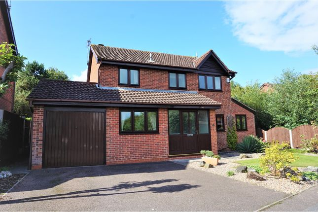 Thumbnail Detached house for sale in Buckingham Road, Sandiacre