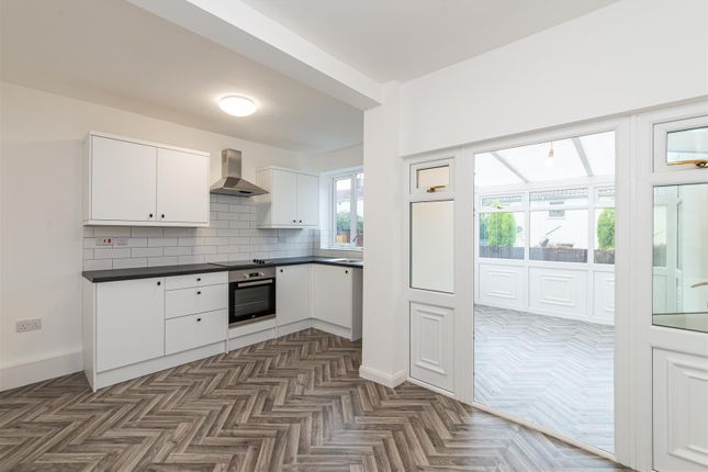 Thumbnail Semi-detached house to rent in Bideford Road, Kenton, Newcastle Upon Tyne