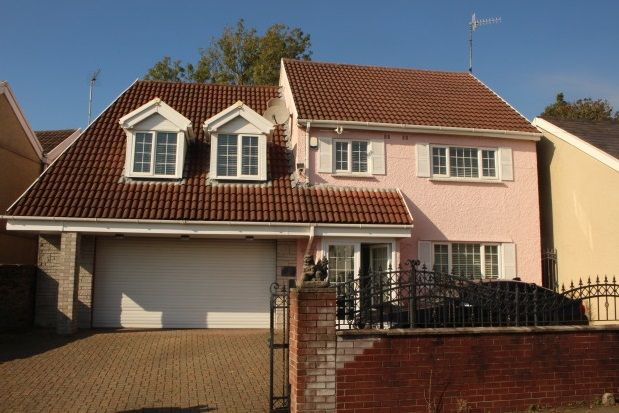 Thumbnail Detached house to rent in Vivian Road, Sketty, Swansea