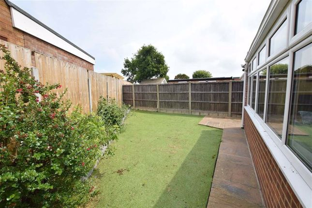 Rear Garden of Thames Crescent, Corringham, Essex SS17