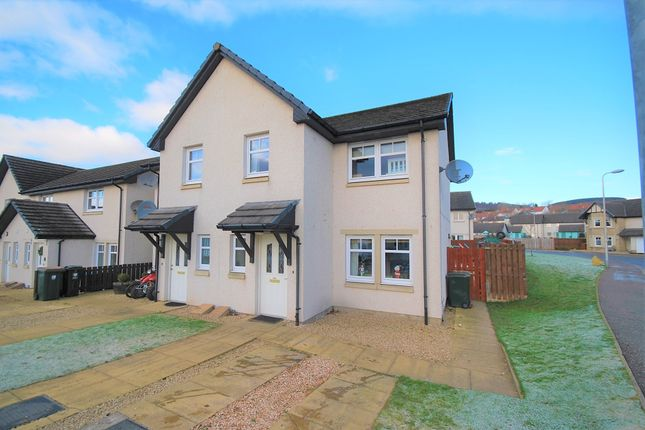 Thumbnail Semi-detached house for sale in Tiree Place, Crieff