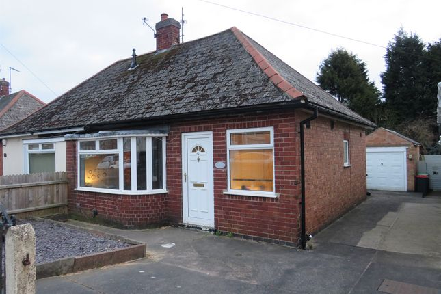 Thumbnail Semi-detached house for sale in Rockwood Crescent, Hucknall, Nottingham