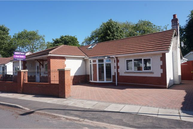 Thumbnail Detached bungalow for sale in Spring Gardens, Maghull