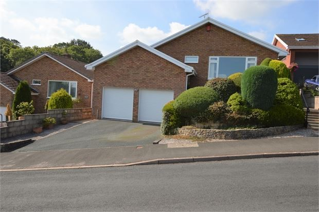 Thumbnail Detached bungalow for sale in Wilton Way, Abbotskerswell, Newton Abbot, Devon.
