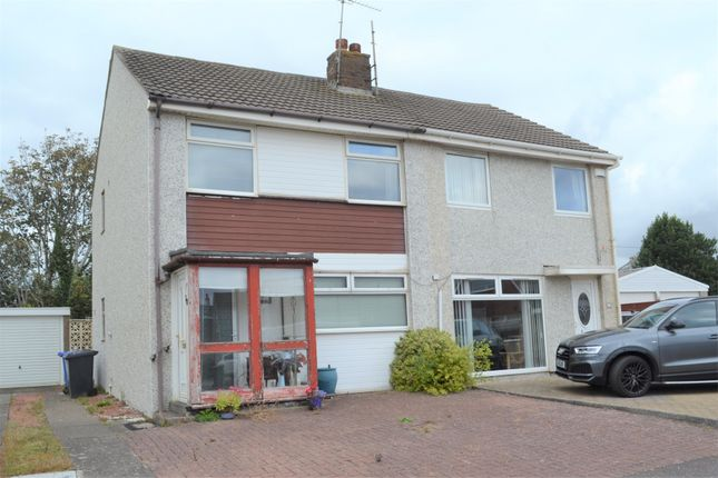 Semi-detached house for sale in 20 Barony Court, Ardrossan