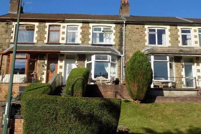 Thumbnail Terraced house for sale in Alexandra Road, Six Bells, Abertillery