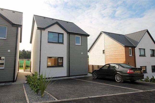 Thumbnail Detached house for sale in Ger-Y-Cwm Development, Aberystwyth, Ceredigion