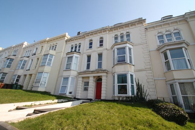 Thumbnail Terraced house for sale in Woodland Terrace, Greenbank Road, Plymouth