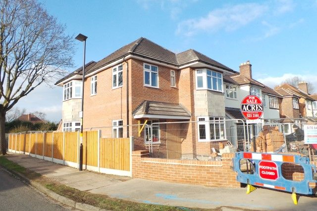 4 bed detached house for sale in Welford Road, Sutton Coldfield