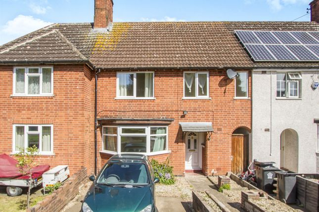 Thumbnail Terraced house for sale in Aylmer Road, Leicester