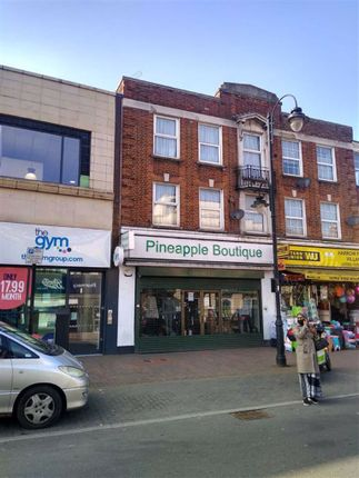 Thumbnail Commercial property for sale in High Street, Harrow, Middlesex