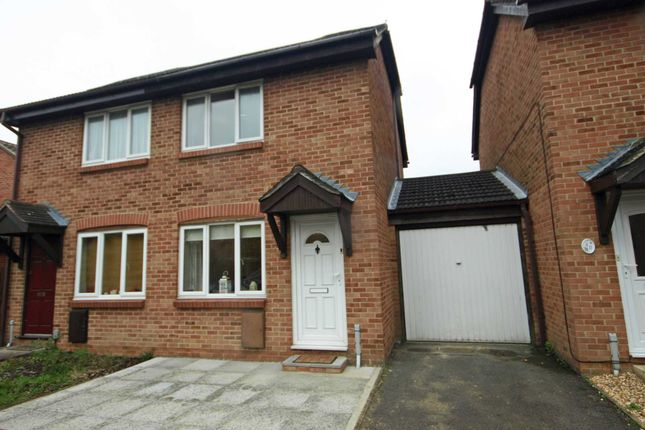 2 bed semi-detached house for sale in Roman Way, Bicester