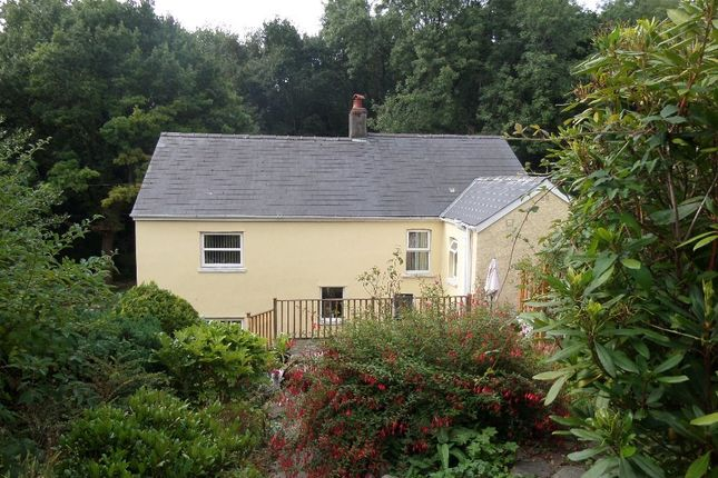 Thumbnail Detached house for sale in Lower Harpers Road, Abersychan, Pontypool