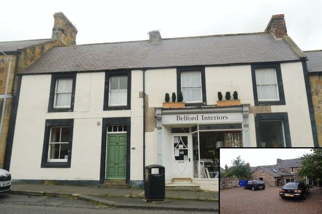 Thumbnail Commercial property for sale in High Street, Belford