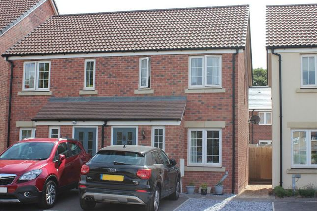 Thumbnail End terrace house for sale in Hardys Road, Bathpool, Taunton, Somerset