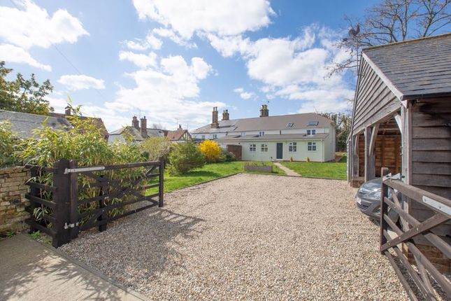 Thumbnail Semi-detached house for sale in The Rise, Kingsdown, Deal