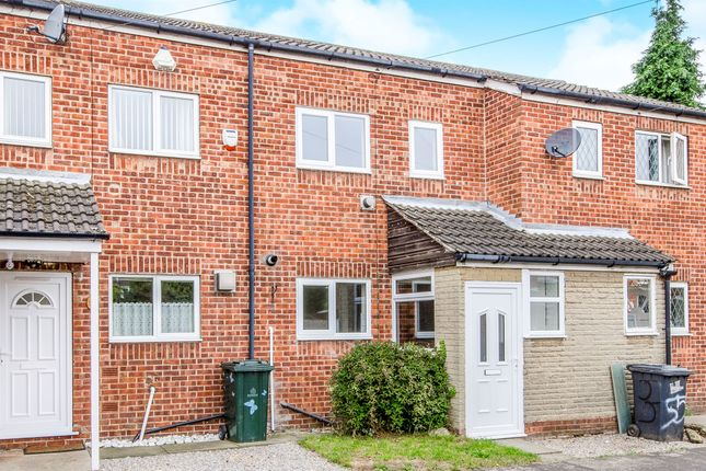 2 bed terraced house for sale in Windermere Crescent, Kirk Sandall, Doncaster