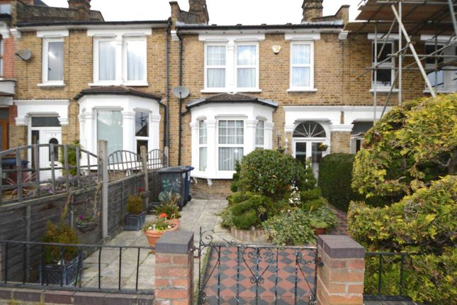 4 bed terraced house for sale in Goldsmith Road, London